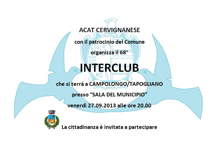 INTERCLUB CAMPOLONGO